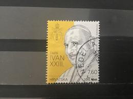 Kroatië / Croatia - Paus Ivan XXIII (7.60) 2014 - Kroatië