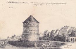 Dieppe (76) - La Plage En 1819 - Dieppe
