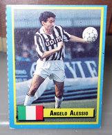 TOP MICRO CARDS 1989 VALLARDI ANGELO ALESSIO - Trading Cards