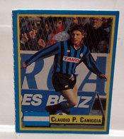 TOP MICRO CARDS 1989 VALLARDI CANIGGIA - Trading Cards