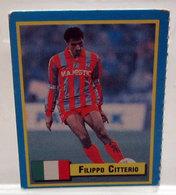 TOP MICRO CARDS 1989 VALLARDI FILIPPO CITTERIO - Trading Cards