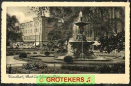 DÜSSELDORF Albert-Leo-Schlageter-Platz Versanden 1939 - Düsseldorf