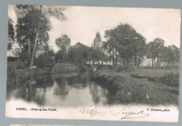 Cpa Gheel   1908 - Geel