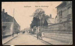 HAUTMONT   RUE DE MAUBEUGE - Merbes-le-Château