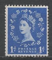 Great Britain 1959. Scott #354 (U) Queen Elizabeth II - 1952-.... (Elizabeth II)