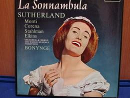 LP004 - COFANETTO 3 LP + LIBRETTO - LA SONNAMBULA - - Oper & Operette