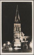 High Street, Market Harborough, Leicestershire, C.1948 - RP Postcard - England