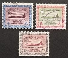 Saudi Arabia Saudi Airlines CONVAIR 440 Used - Saudi Arabia