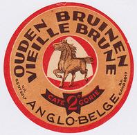 Br. Anglo-Belge (Zulte) - Ouden Bruinen Vieille Brune - Bière