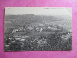 CPA 52 LANGRES VUE SUR LE FAUBOURG DE BREVOINE - Langres
