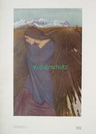218 Wolfgangmüller: Vorübergegangen Tatra Farbdruck 1913!! - Decretos & Leyes