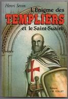 Livres, BD, Revues > Français > Non Classés L Enigme Des Templiers Et Le Saint Suaire - Livres, BD, Revues