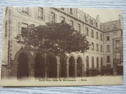 CP- Brest (29) Ecole Notre-Dame De Bon Secours, 1931 - Brest
