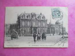CPA 59 DUNKERQUE HOTEL DE LA SOUS PREFECTURE ANIMEE - Dunkerque