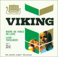 Br. Union (Jumet) - Viking - Bière