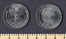 Australia 20 Cents 2017 - Australie