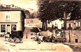 Buxières Aux Dames. Place De La République. - Autres Communes