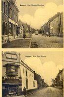 Belgique - Ransart - Rue Masses Diarbois Et Rue Paul Pastur - Otros
