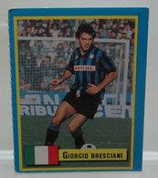TOP MICRO CARDS 1989 VALLARDI Giorgio Bresciani - Trading Cards