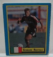 TOP MICRO CARDS 1989 VALLARDI GENNARO RUOTOLO - Trading Cards
