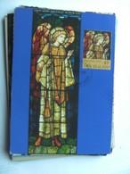 Nieuw Zeeland New Zealand Chrischurch St Marys Glas Window - Nieuw-Zeeland