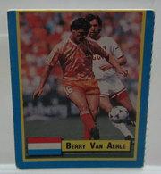 TOP MICRO CARDS 1989 VALLARDI BERRY VAN AERLE - Trading Cards