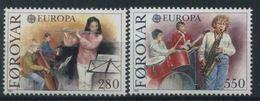 1985 Europa C.E.P.T. , Faeroer , Serie Completa Nuova (**) - Europa-CEPT