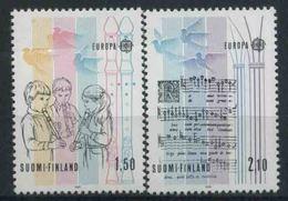 1985 Europa C.E.P.T. , Finlandia , Serie Completa Nuova (**) - Europa-CEPT