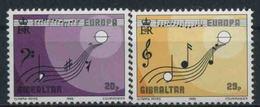 1985 Europa C.E.P.T. , Gibilterra , Serie Completa Nuova (**) - Europa-CEPT