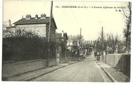 GARCHES L'Avenue Alphonse De Neuville CM 15 - Garches