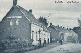 Burght.  Café Lusthof.----Scan-- - België