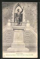 CPA Berjou, Monument Des Enfants De Berjou Orts Pour La France (1914-1918) - Non Classificati