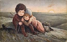 -ref-B522 - Illustrateurs - Illustrateur - Enfants - Carte Bon Etat - - Illustrateurs & Photographes