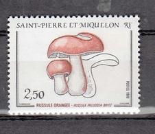 1988     N° 486  NEUF **    CATALOGUE YVERT - St.Pierre Et Miquelon
