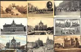 Antwerpen Anvers - Petit Leuke Lot Sympa 51 PK's Cartes (voir Zie Scans) - Antwerpen