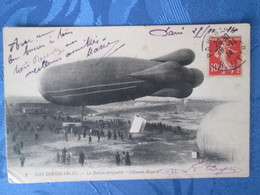 Le Ballon Dirigeable . Clement Bayard - Aeronaves