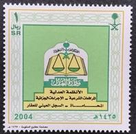 Saudi Arabia 2004 Judicial System - Saudi Arabia