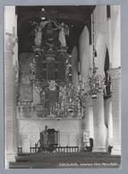 NL.- DIRKSLAND. Interieur Ned. Herv. Kerk. Orgel Met Preekstoel. . - Kerken En Kathedralen