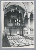 NL.- KAMPEN. BROEDERKERK. Orgel. FOTO: TON KRUITHOF - Kerken En Kathedralen