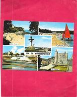 ILE De NOIRMOUTIER - 85 -  MULTI-VUES  - 5 Vues De L'Ile - DELC7 - - Ile De Noirmoutier