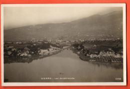 VAA-04 Sierre Et Lac De Géronde. . Circulé 1925 Vers Marseille . Perrochet 11756 - VS Wallis