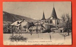 VAA-06 Chateau De Preux à Anchette Sur Sierre.  Précurseur. Circulé En 1904 Vers La France. Jullien 5121 - VS Valais