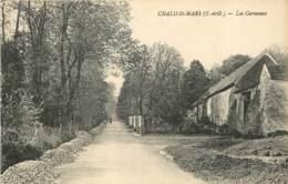 91 - CHALO SAINT MARS - Les Carmeaux - Autres Communes
