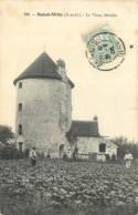 95 - SAINT WITZ - Le Vieux Moulin à Vent En 1906 - Saint-Witz