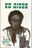 """""""Un Singe En Hiver""""--Antoine BLONDIN-- Livre De Poche 1962-TBE - Bücher, Zeitschriften, Comics"""