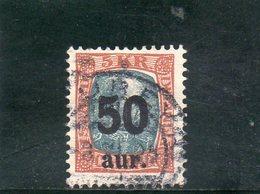 ISLANDE 1925 O - 1918-1944 Autonoom Bestuur