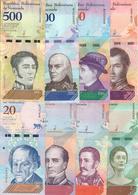 Venezuela Set 2018 UNC - Venezuela