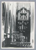 NL.- KAMPEN. BOVEN Of St. NICOLAASKERK. Orgel. Preekstoel. FOTO: TON KRUITHOF - Kerken En Kathedralen