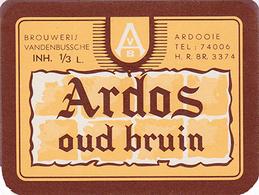 Br. Vandenbussche (Ardooie) - Ardos Oud Bruin - Bière