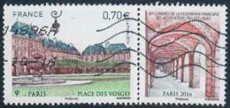 Yt 5055 Paris Olace Des Vosges - 89 Congres De De L'association Francaise Des Associations Philateliques-code Roc 14896A - France
